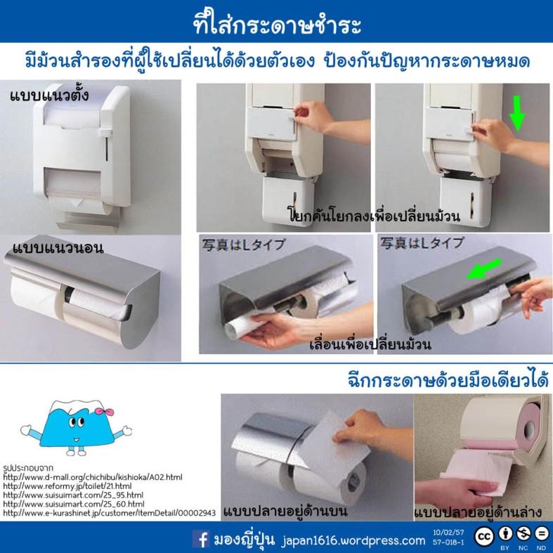 57-018 toilet tissue spare